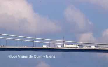Puente sobre el Bósforo - tour