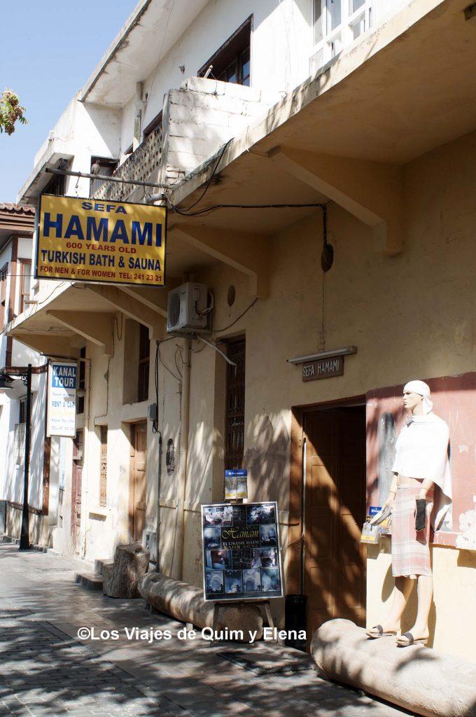 El Hamman de Antalya