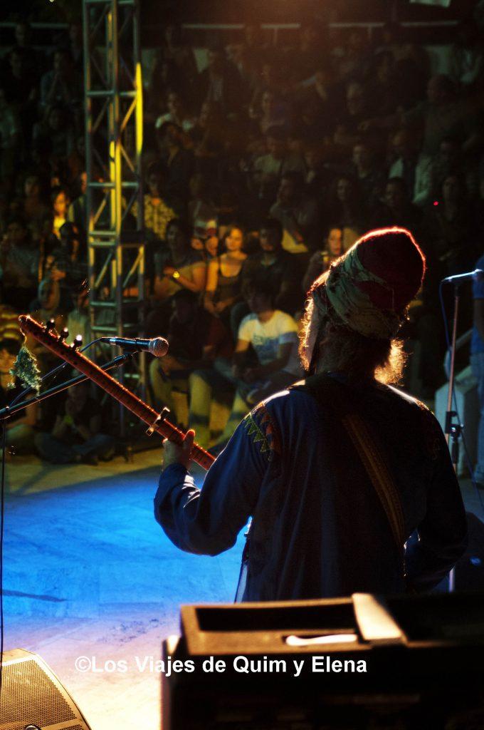 Concierto en Antalya