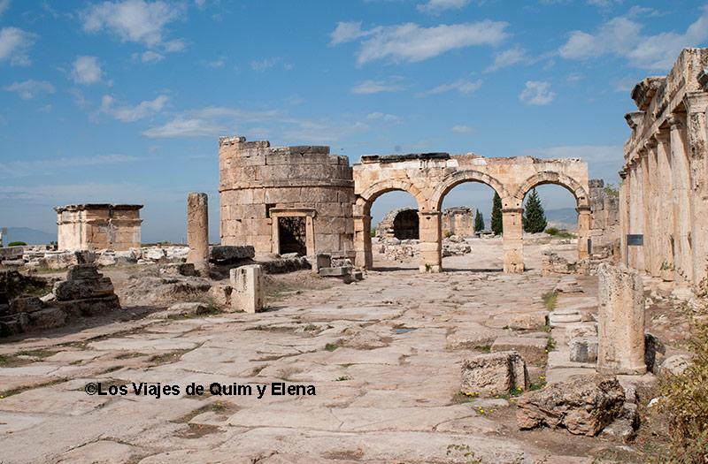 Arco de Domiciano