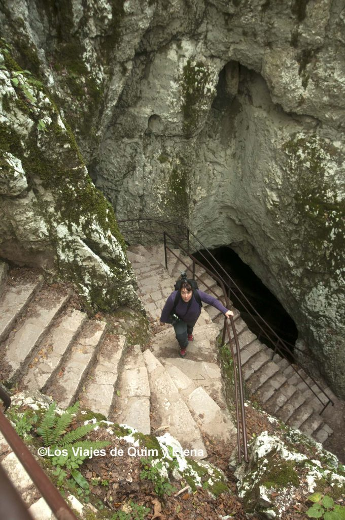 De excursión por los Lagos de Plitvice