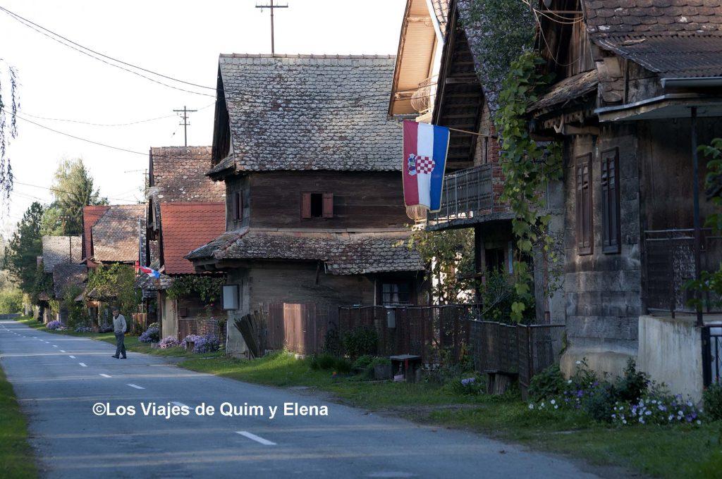 Calle principal de Krapje