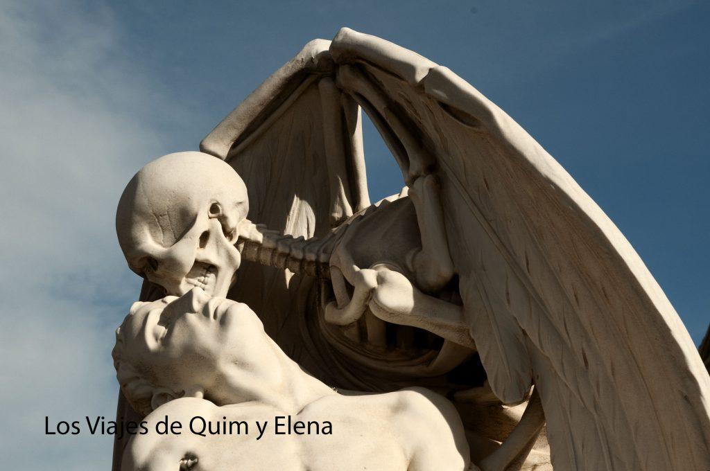 Necroturismo en el Cementerio de Poble Nou