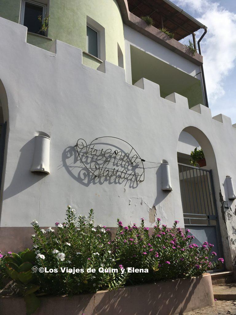 Vivienda Viviani en la capital de Cabo Verde