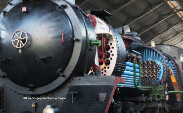 En las tripas de una máquina de vapor