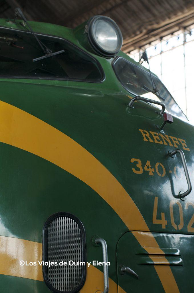 Locomotora 4020