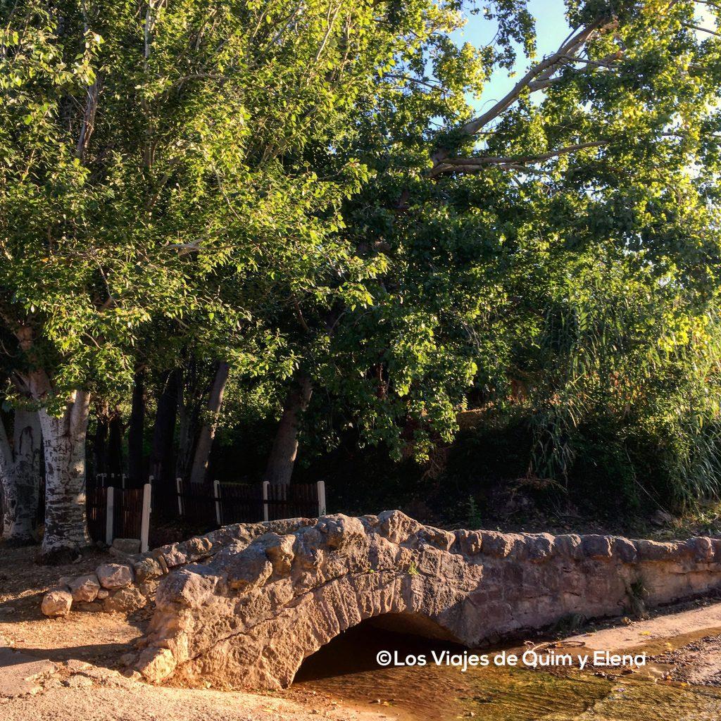 Puente Romano en Loarre