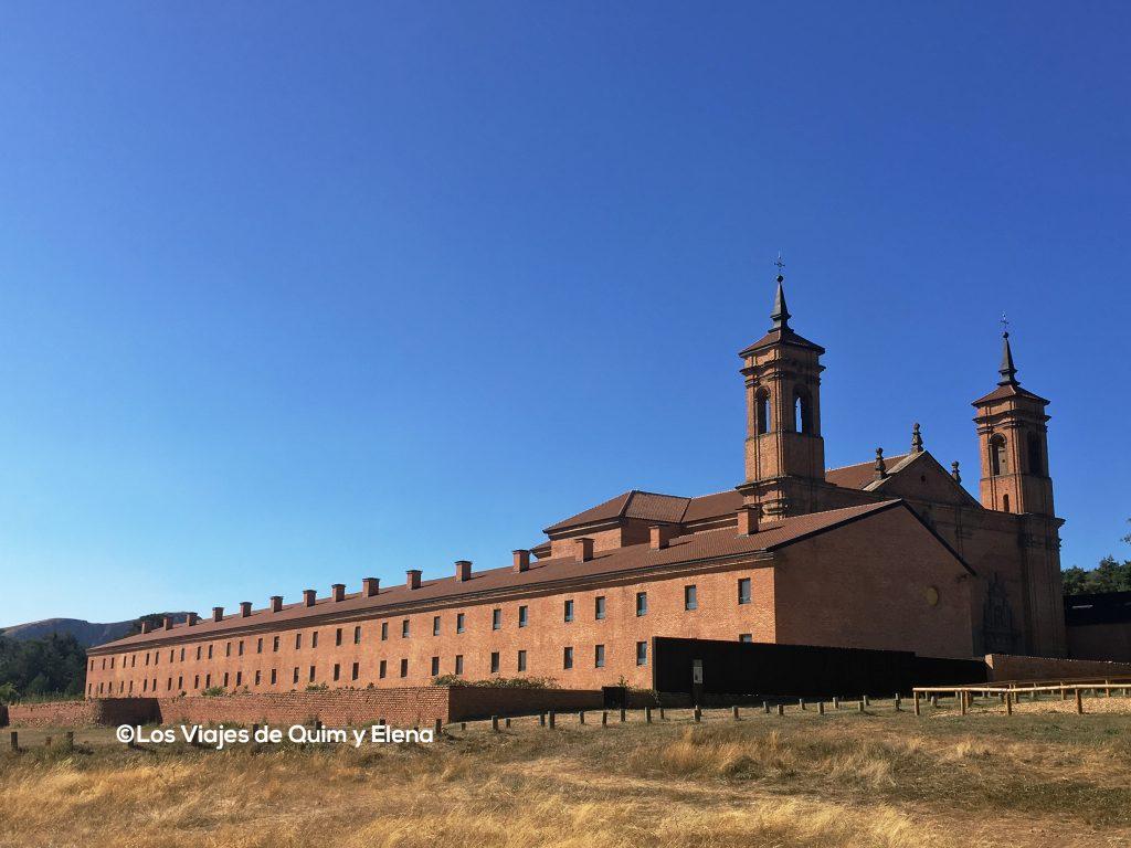 El monasterio nuevo
