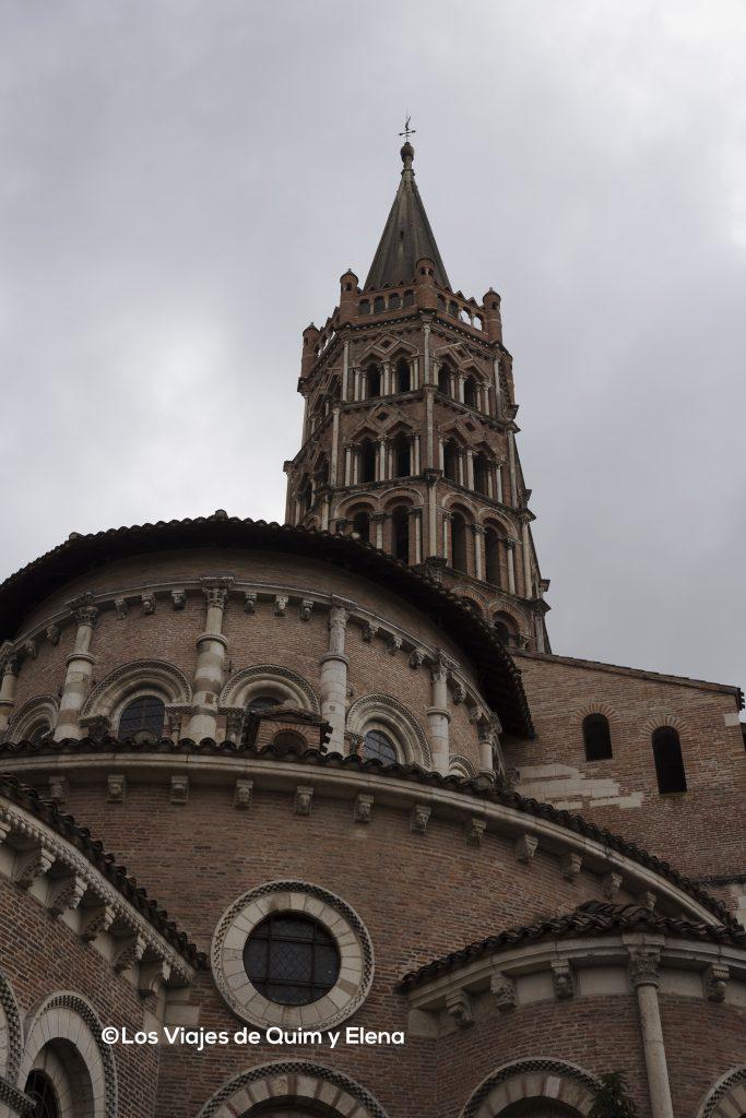 Basílica de Saint-Sernin