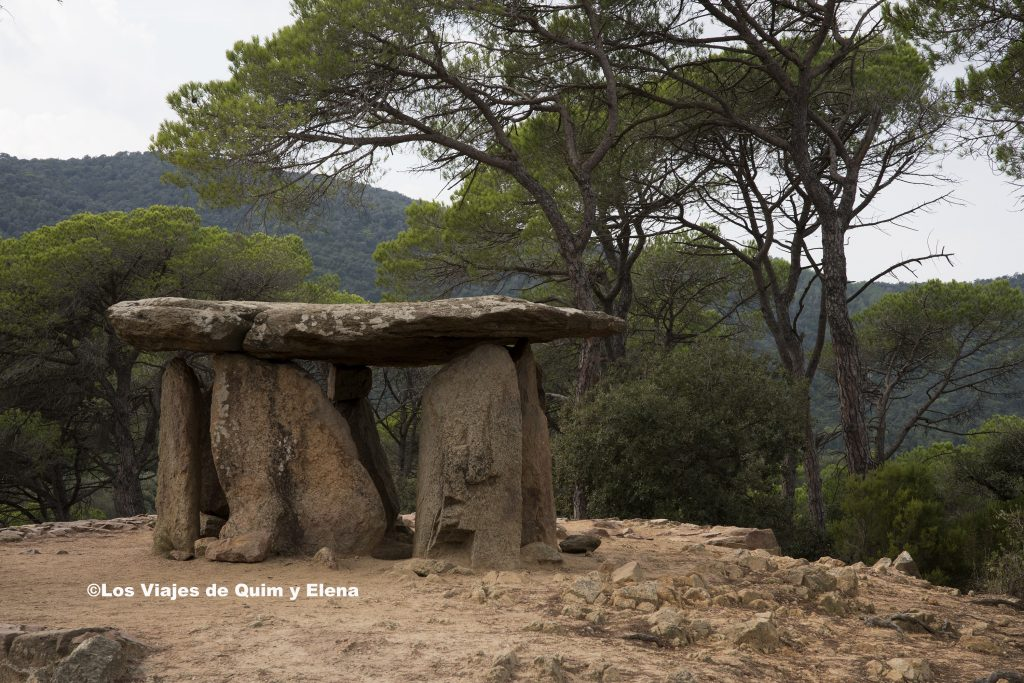 Dolmen de Pedra Gentil