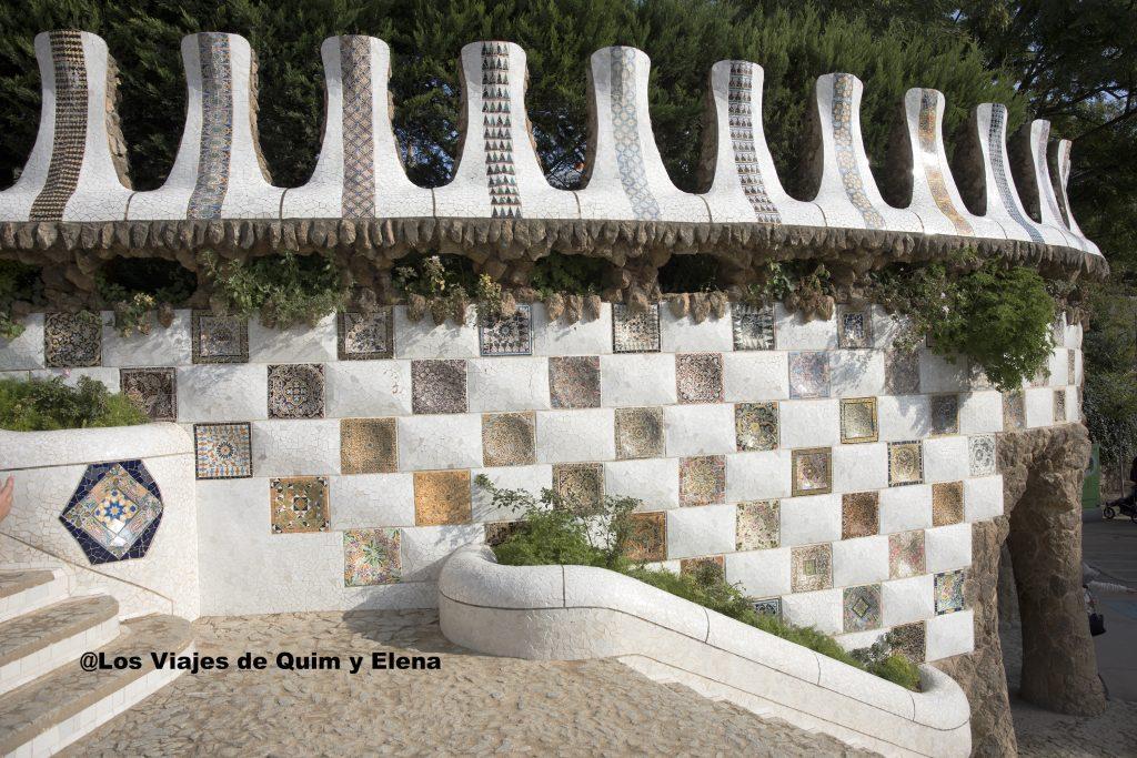 Escalinata que conduce a la Sala Hispóstila