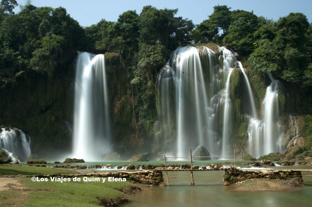 Cataratas de Ban Gioc
