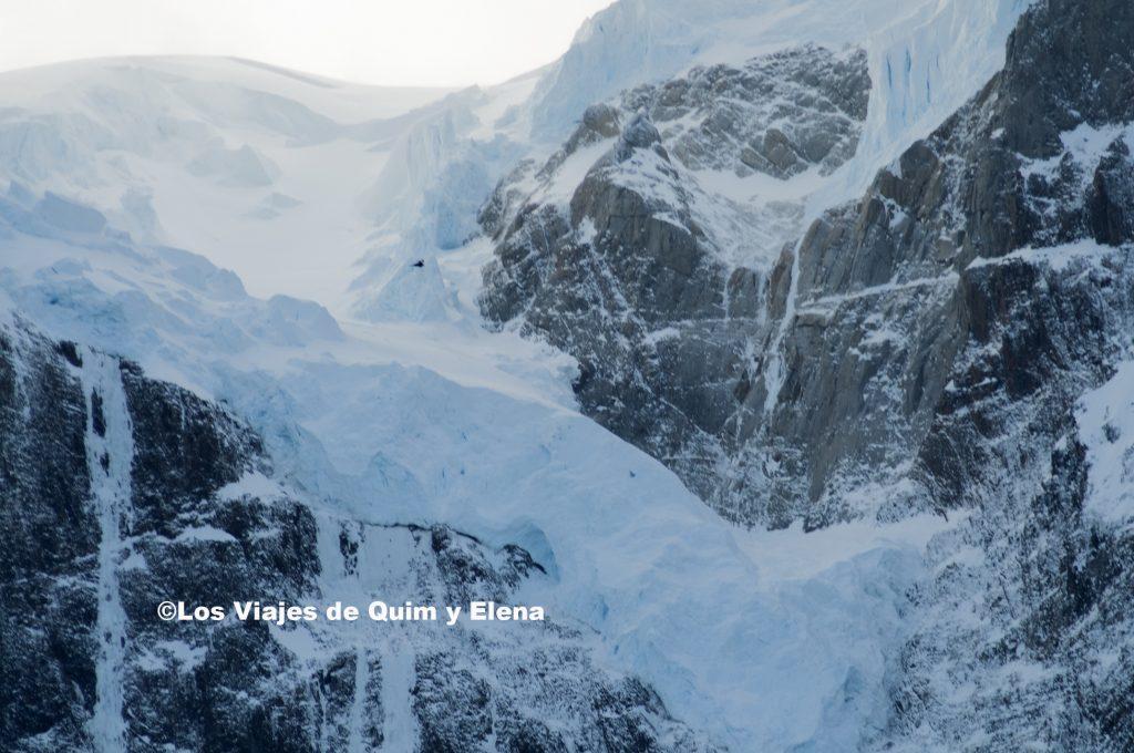 Glaciar El Francés