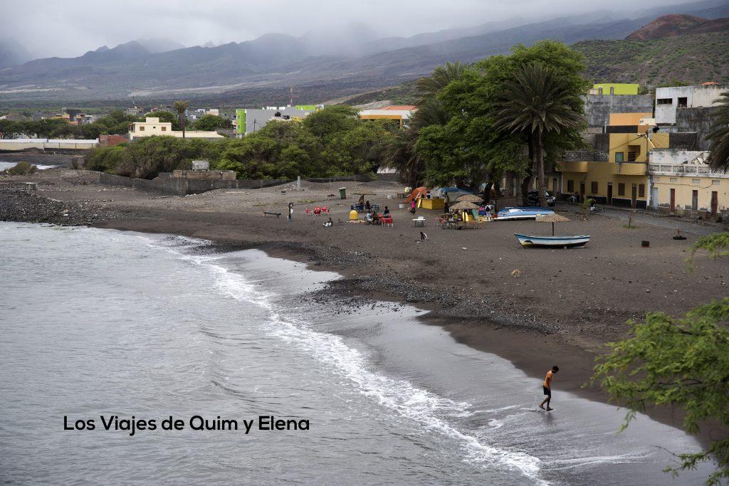 Playa en Porto Novo