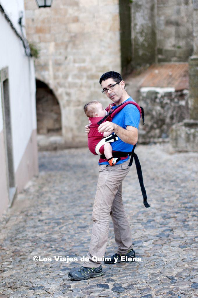 Primer viaje de Éric a Portugal