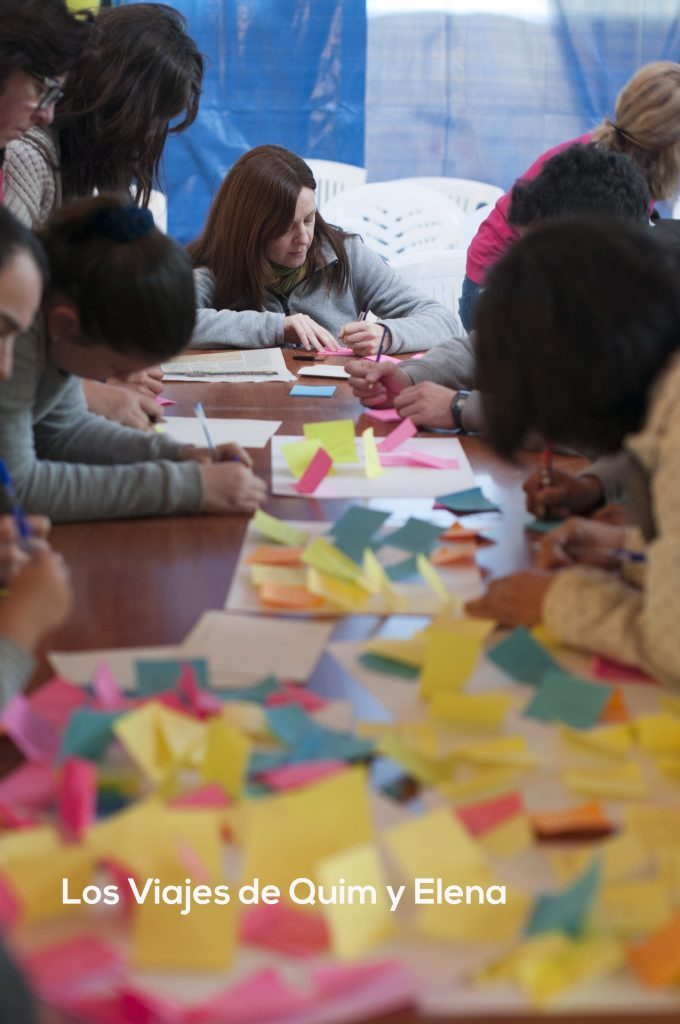 Road4World con su taller de emprendimiento