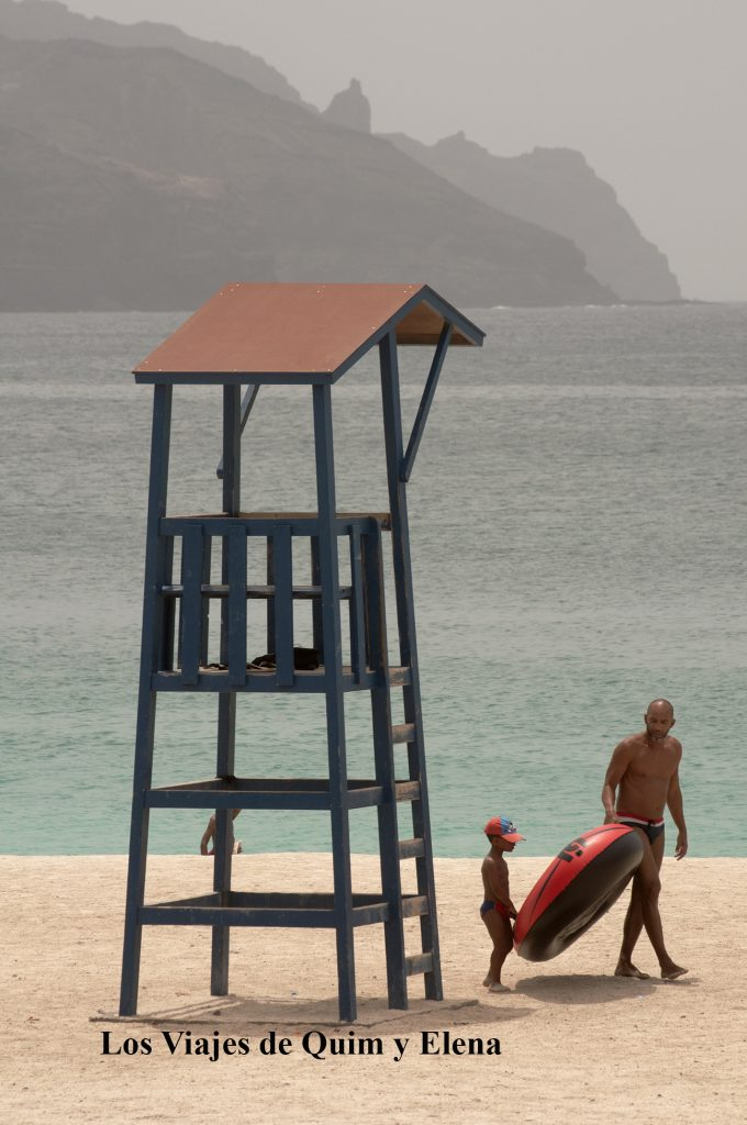 Playa de Laginha
