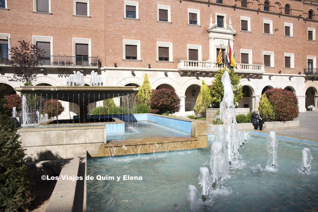 Plaza San Juan, haciendo Turismo por Teruel
