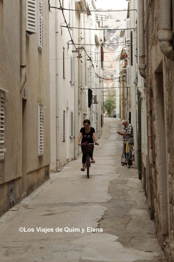 Calle de Pag, ruta por Croacia