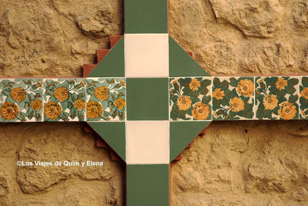 Diferencias en la restauración de la Casa Vicens