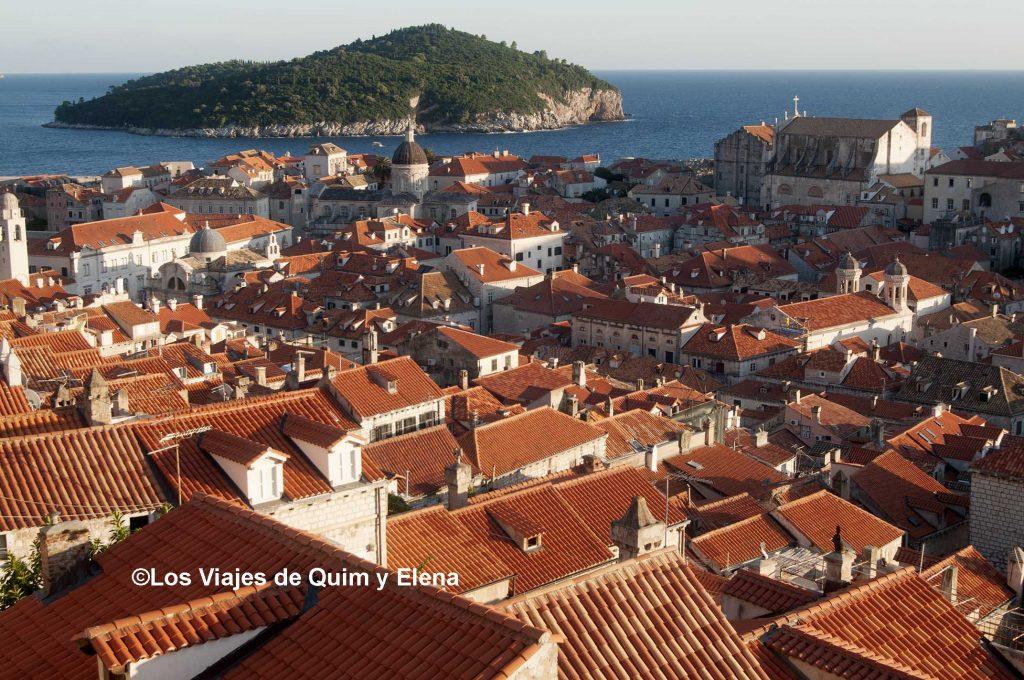 Dubrovnik desde la muralla