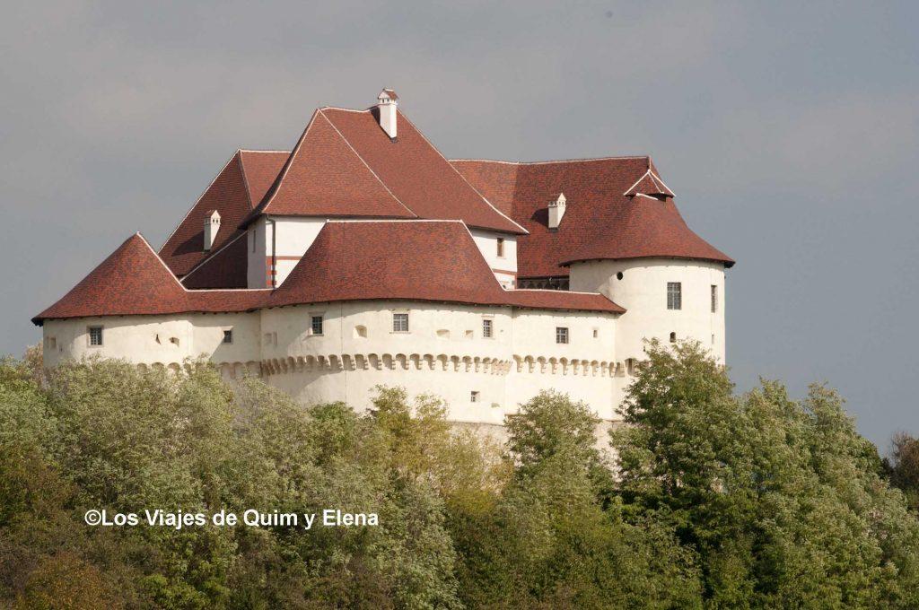 Castillo de Veliki Tabor