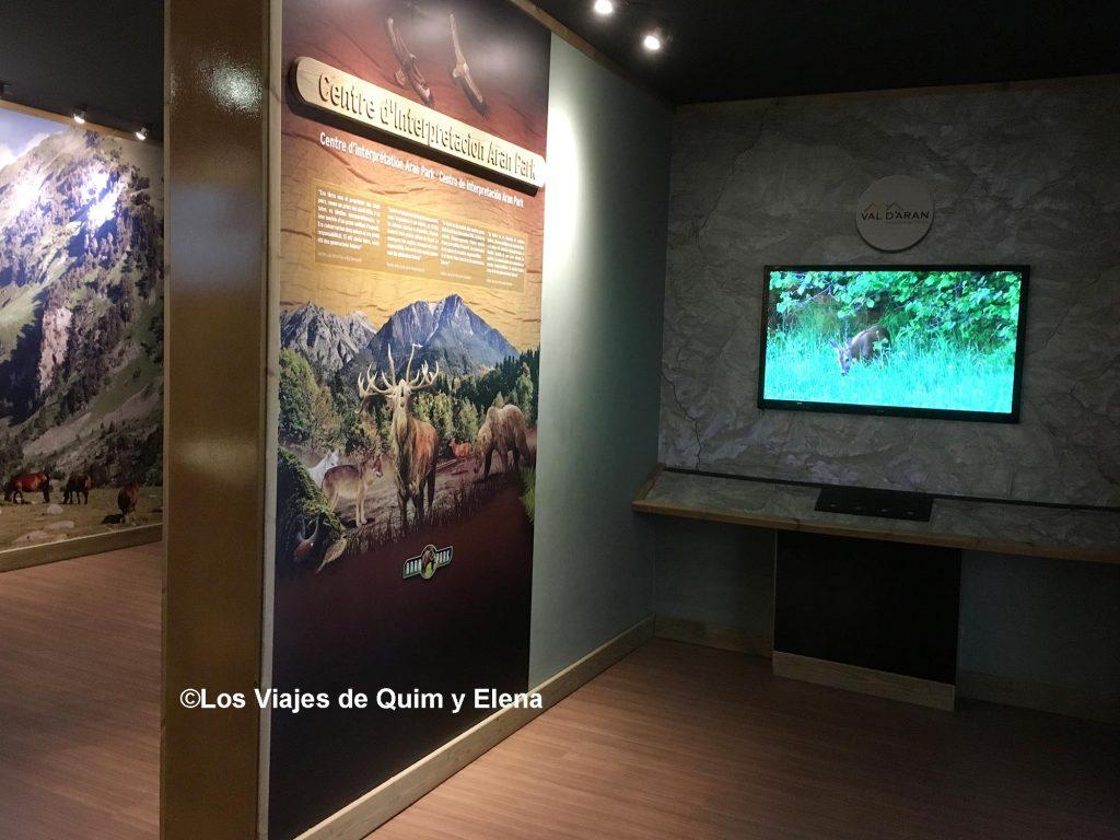 El museo de Arán Park