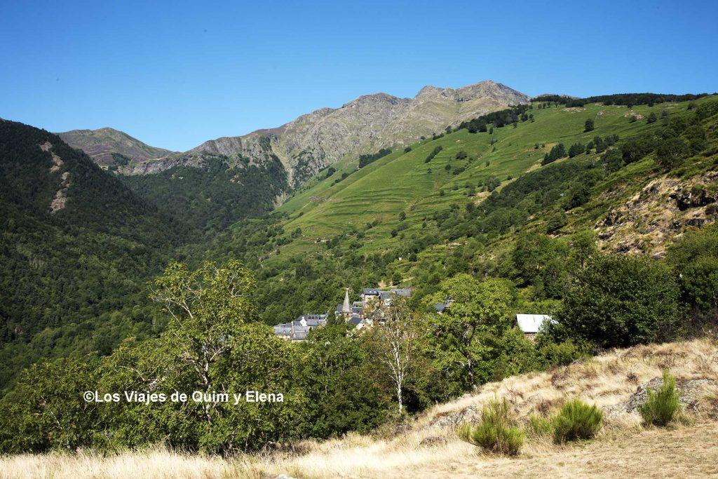 El pueblo de Bausen