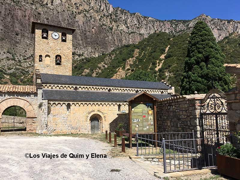 Santa María de Aló en Sopeira - Arén