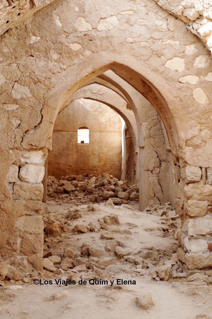 Ruinas de la Mezquita Ulu