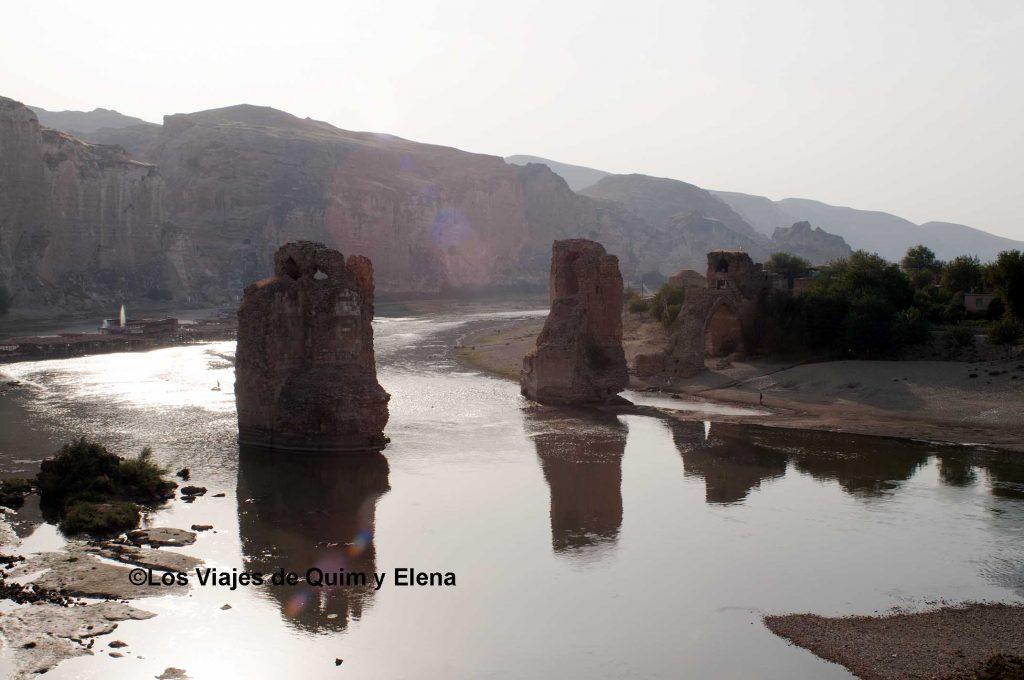 El antiguo puente, salvar Hasankeyf