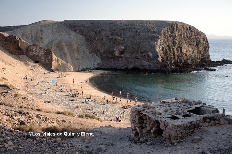 Playa Punta del Papagayo