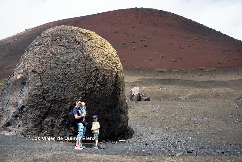 La pequeña bomba volcánica