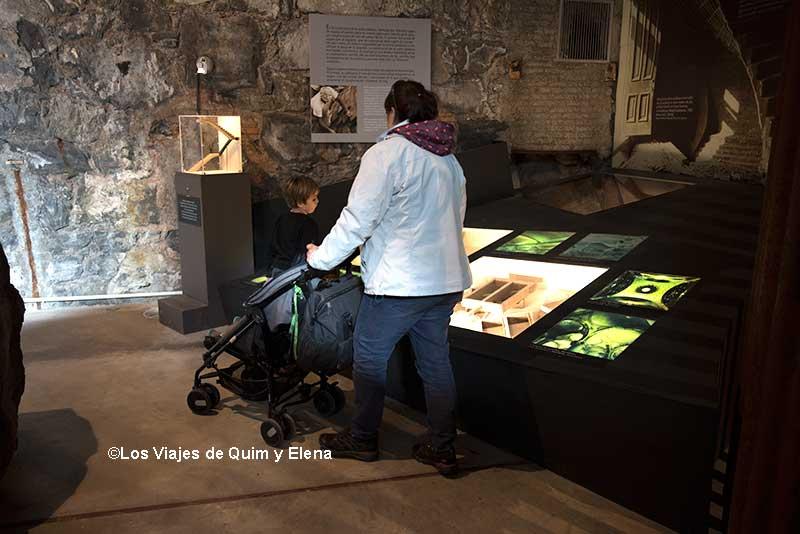Visitando el Museu del Ciment