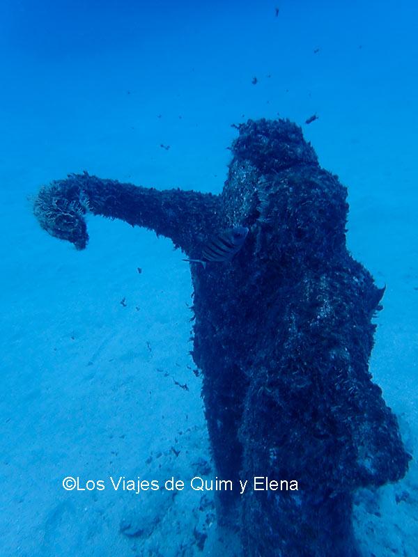 Selfie, Bucear en el Museo Atlántico