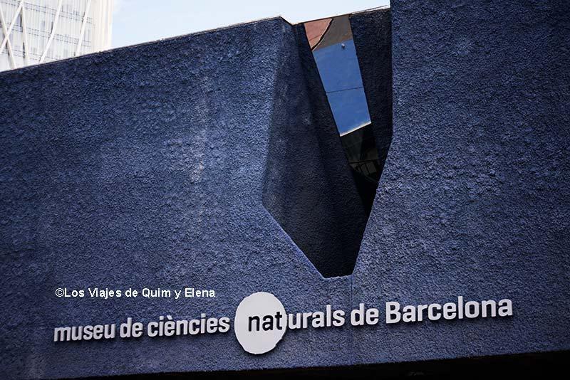 Fachada del Museo de Ciencias Naturales