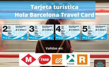 ahorrar si viajas a Barcelona en trasnportes