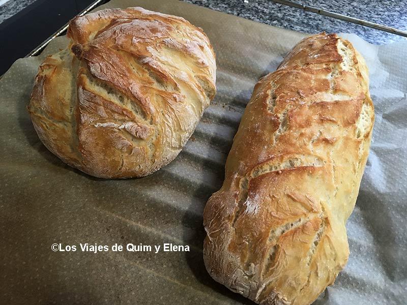 Hacemos nuestro pan para salir menos