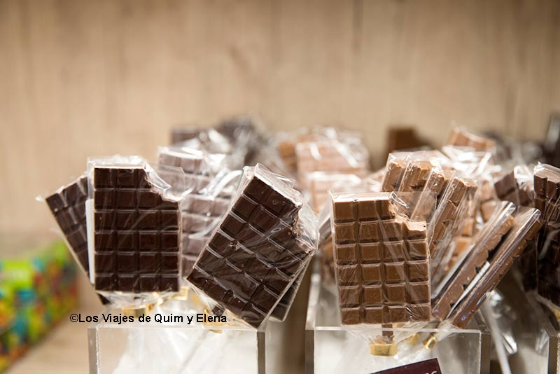 Te apetece un poco de chocolate