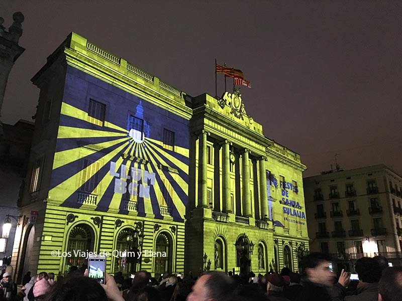 Edición de Llum Barcelona del 2017