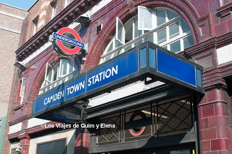 Metro de Camden