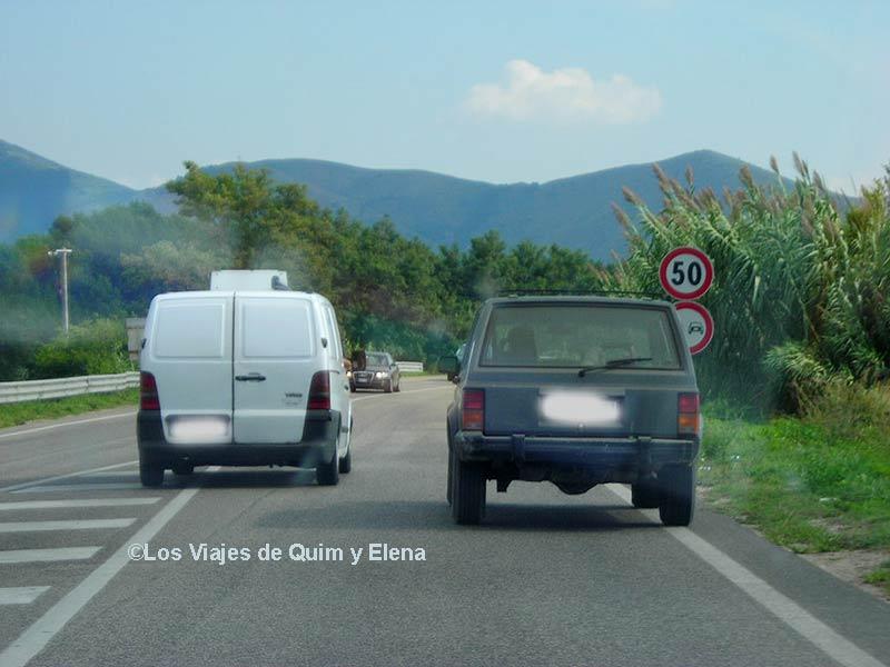 Conducción en Italia, seguro de viaje