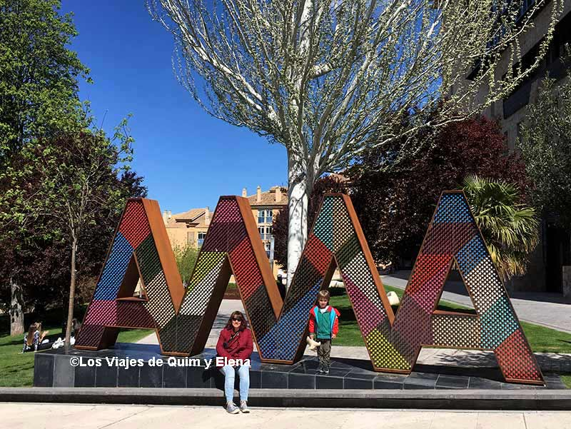 Visitando Teruel en Familia