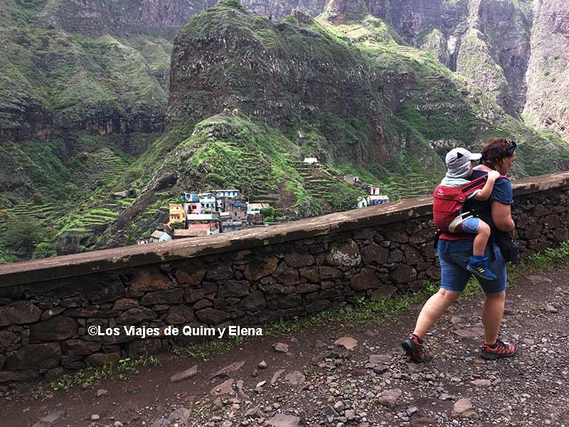 Trekking en Santo Antao