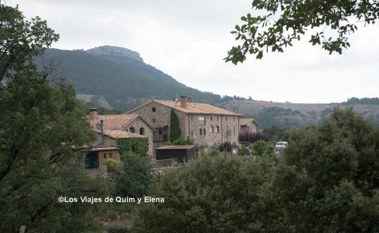 Casa rural en Canalda