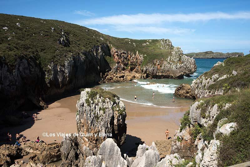 Playa San Martin, Asturias