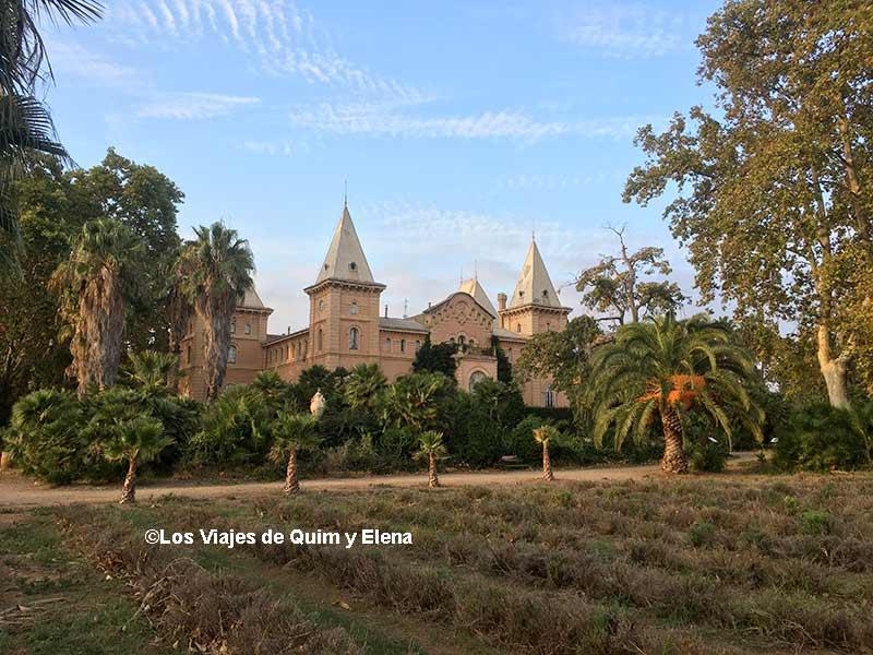 Casa en el Parc Samà, escapada en familia a Tarragona