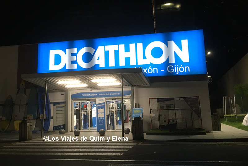 Decathlon de Gijón