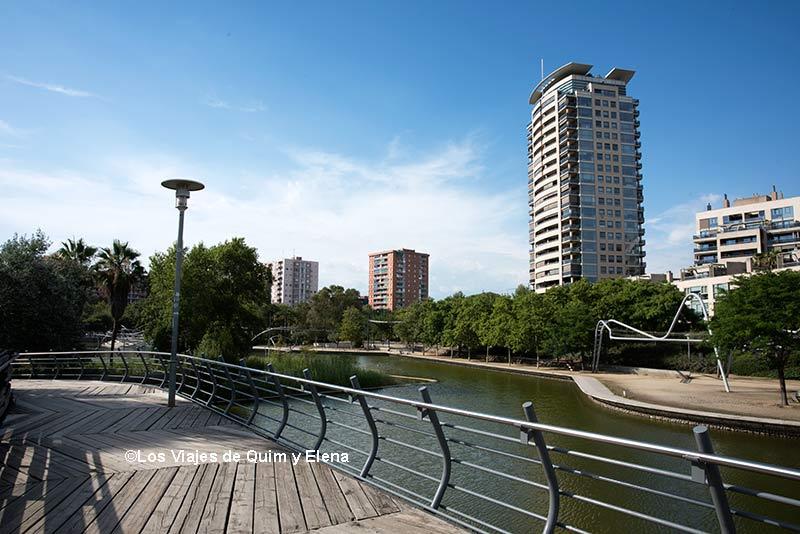 Parques y Jardines poco conocidos