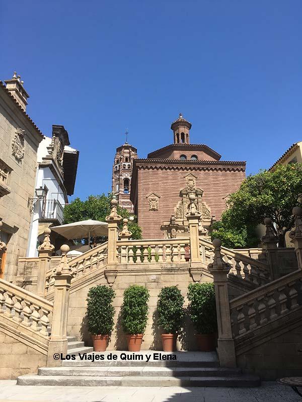 Gradas de Santiago